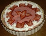 Fluffy Strawberry Pie picture