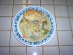 Chicken-Vegetable Pot Pies picture