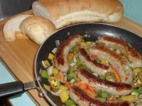Sausage and Peppers picture