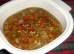 Vegetarian Barley-Vegetable Soup picture