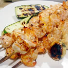 Big M's Spicy Lime Grilled Prawns picture