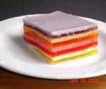 Rainbow Jello picture