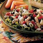 Black 'N'  White Bean Salad picture