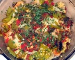 Briami ala Bergy (Vegetable casserole) picture