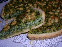 Spinach Tart - Spinach Pie picture