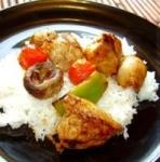 Spicy Skewered Chicken picture