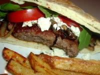 greek burgers picture