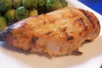 Grilled Chicken Dijon picture