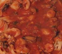Marinara, Seafood Pasta picture