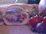 Mediterranean Tuna Sandwich picture