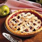 Blackberry Apple Pie picture