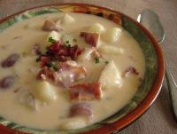 Bacon and Potato Chowder picture