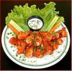 buffalo chicken wings picture