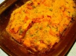 Pumpkin and Tomato Bake picture