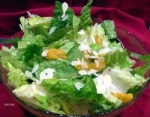 Tossed Romaine and Orange Salad picture