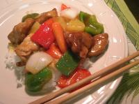 Sweet and Sour Pork picture