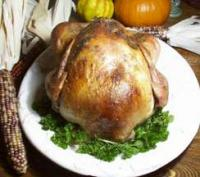 Honey Brined Herb Roasted Turkey picture