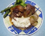 Simmered Lamb Shanks picture
