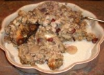 Sausage Water Chestnut Dressing/Stuffing picture