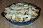Vegan Apple Pie picture