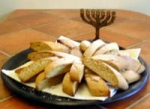 Mandel Bread (traditional Jewish holiday cookie) picture