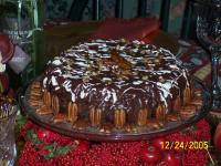 Bacardi Double-Chocolate Rum Cake picture