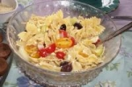Greek Pasta Salad picture