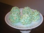 Chewy Popcorn Balls picture
