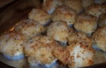 Parmesan crusted Broiled Scallops picture