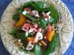 Spinach and Mandarin Orange Salad picture