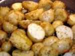 Rosemary Potatoes - Microwave picture