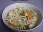 Crock Pot Chicken Noodle Soup picture