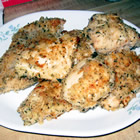 breaded parmesan chicken picture