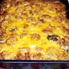 breakfast casserole picture