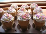 Ice-Cream-Cone Cupcakes picture