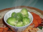 Lemon Brussels Sprouts picture