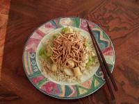 Easy Chicken Chow Mein picture