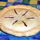 Brigid's Blackberry Pie picture