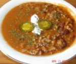 Refried Bean Soup picture