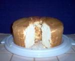 Orange Angel Cake picture