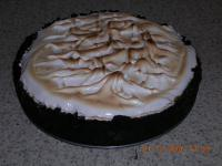 Chocolate Cream Pie picture