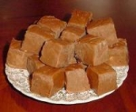 Chocolate Peanut Butter Fudge picture