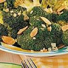 Broccoli with Almonds picture
