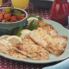 Broiled Orange Roughy picture