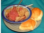 Crockpot Corned Beef and Cabbage picture