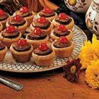 brownie tarts picture