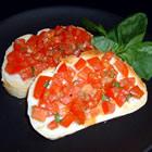 bruschetta al pomodoro picture