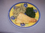 Parmesan Baked Halibut picture