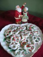 White Chocolate Pretzels picture