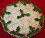 Eggnog  and Holly Pie picture